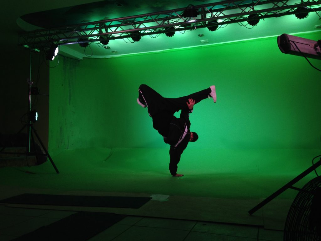 green screen video footage